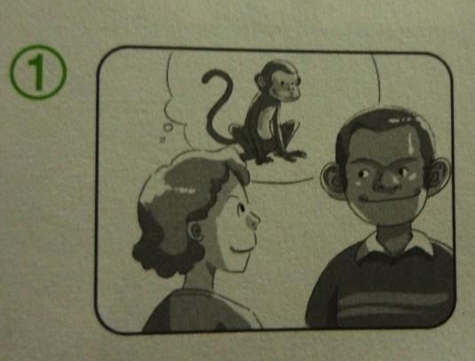 monkeys?